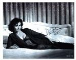 Claire Bloom  film Legend on a 10 by 8 photograph